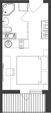 Апарт-отель Avenue Apart у Дыбенко (Авеню Апарт)